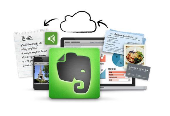 wie funktioniert Evernote? was ist Evernote? Wie nutze ich Evernote richtig?