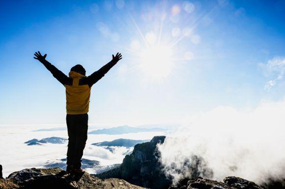 Ziele wie Wunschgewicht, Umsatzziel schaffen. Gute Vorsätze für 2014