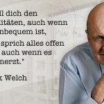 Jack Welch zu Realität