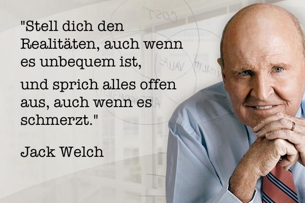 Zitat Jack Welch weiss