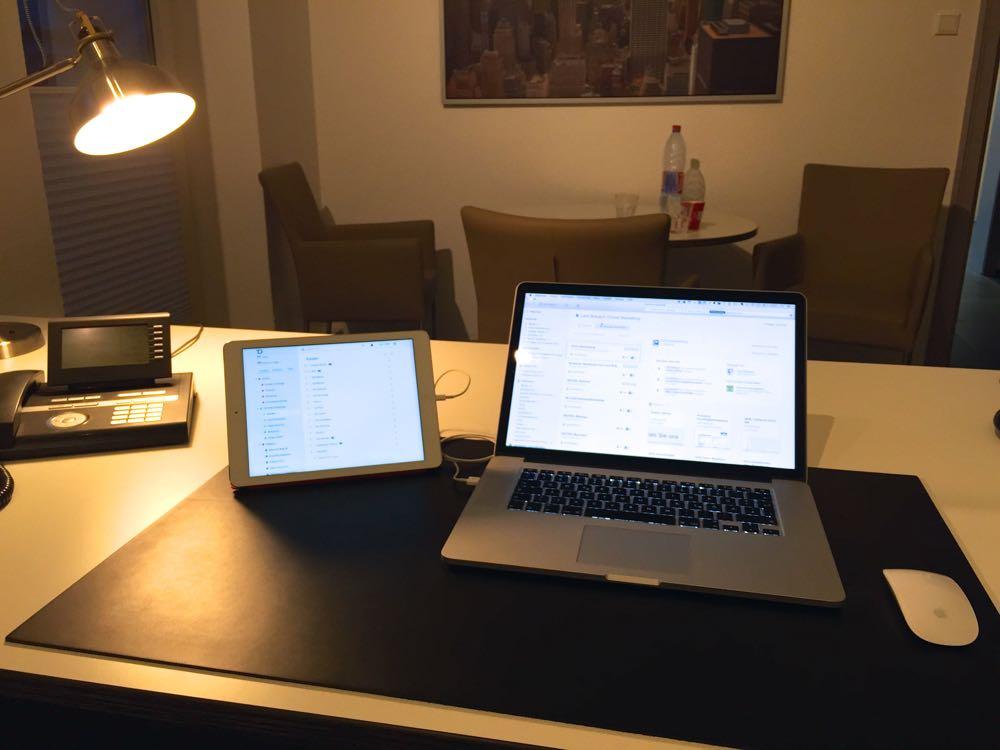 Top iPad Apps mit Duet Display