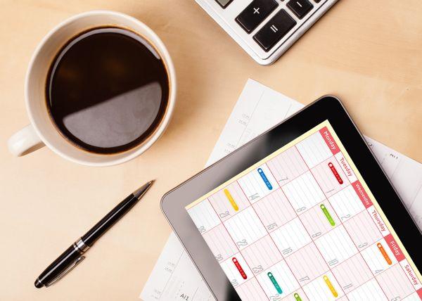 Die besten Kalender Apps für das iPad: Sunrise, Caledars 5, Fantastical 2