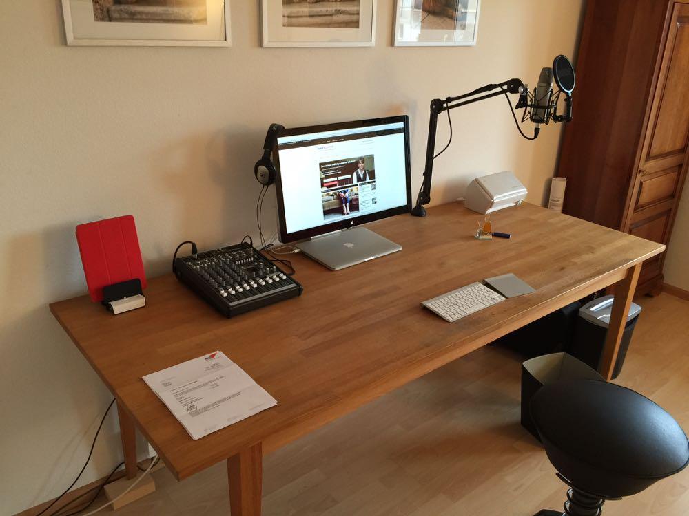 Mein Setup von Ivan Blatter