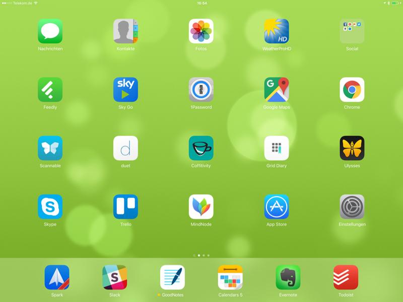 Besten Apps fürs iPad Pro