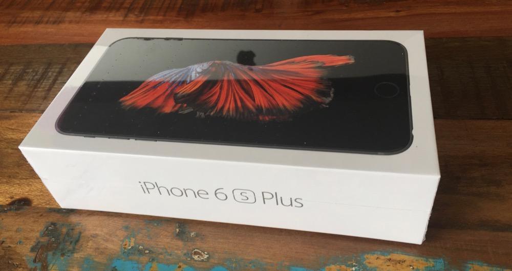 Erfahrung mit dem iPhone 6s plus