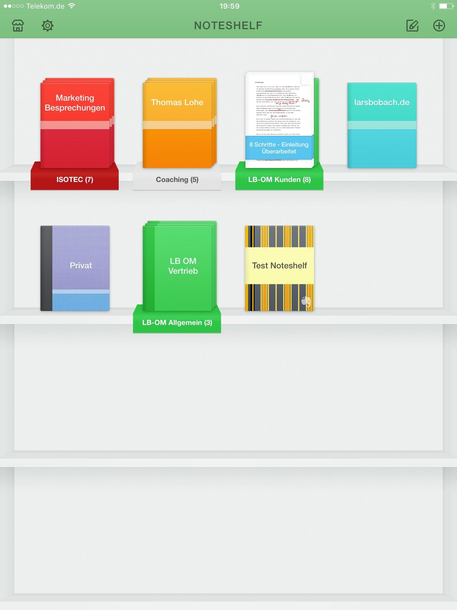 Vergleich der bsten zeichen apps fürs iPad