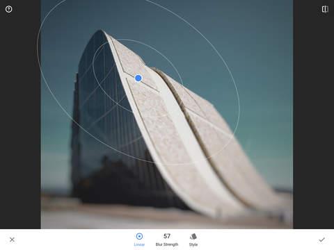 Bildbearbeitung mit dem iPad