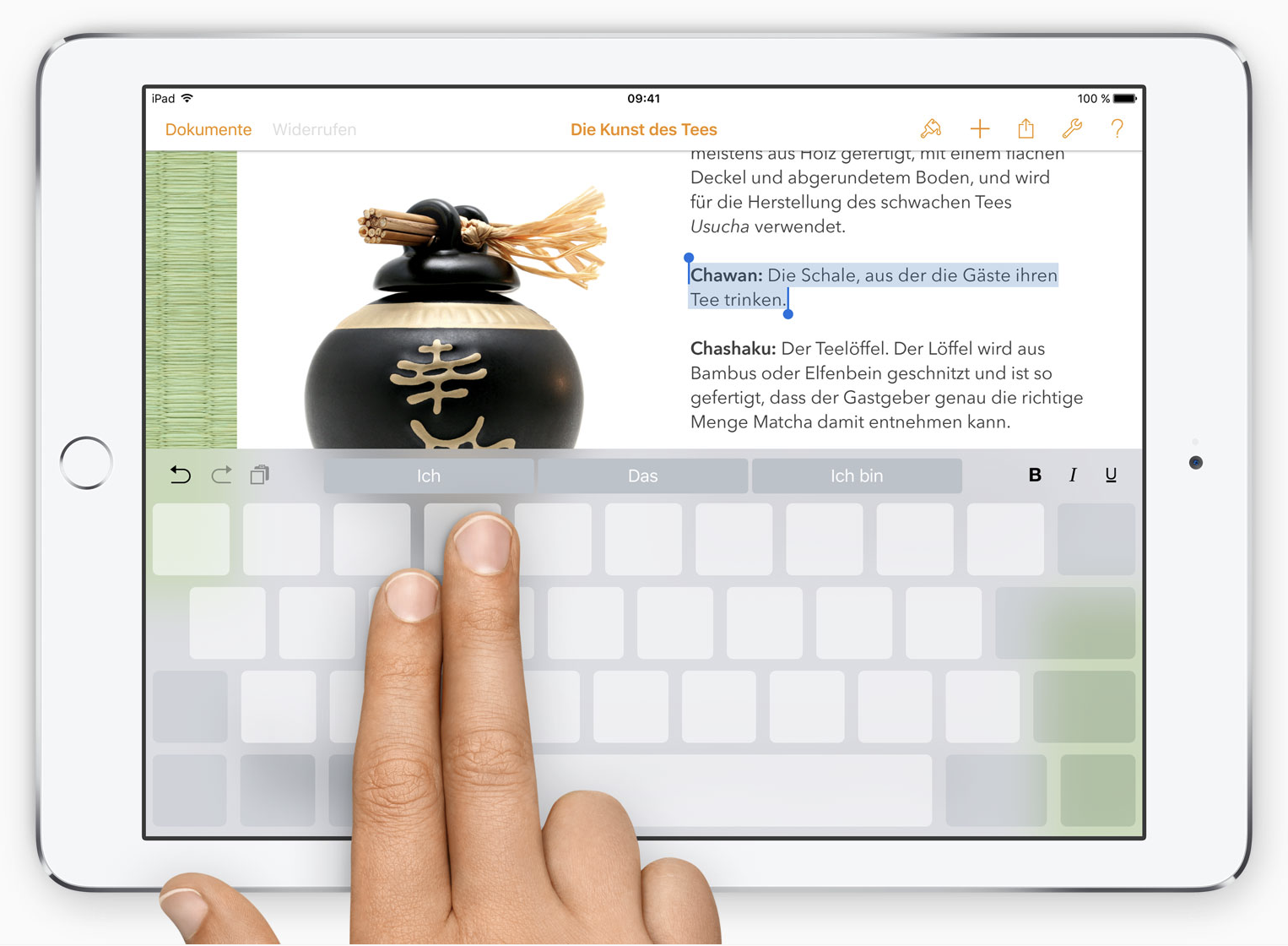 Test des iPad Pro