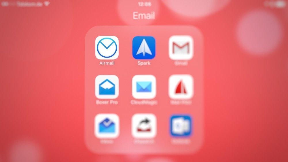 Die besten Email-Apps für das iPhone