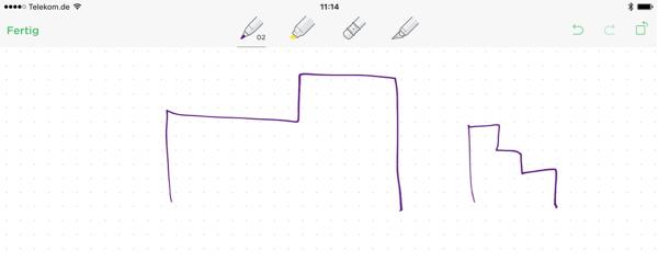 Evernote App für das iPad Pro im Test