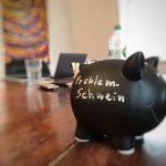 Chancen sehen: Mit dem Problemschwein zu positiven Gedanken