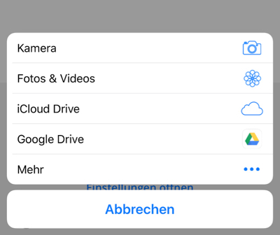 Email App Cloudmagic Cloud Schnittstellen