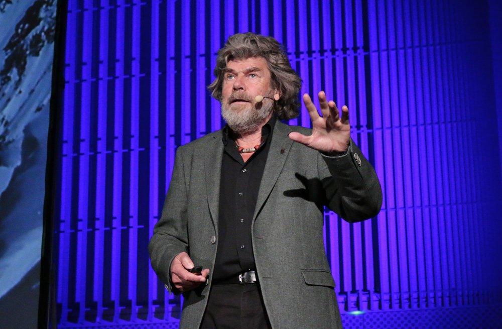 Führungspersönlichkeit Reinhold Messner