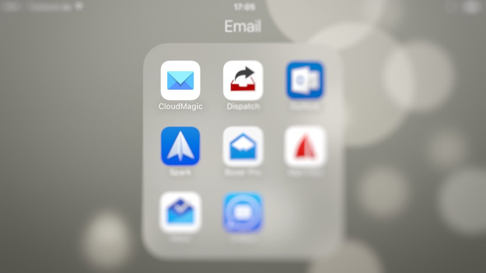 Test von Email Apps für iPhone CloudMagic