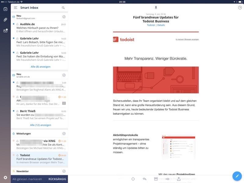 Beste Apps fürs iPad