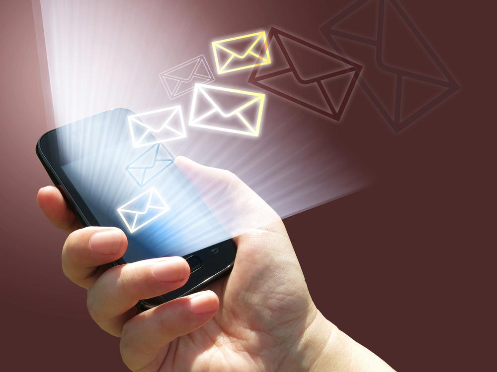 Email-App für das Smartphone