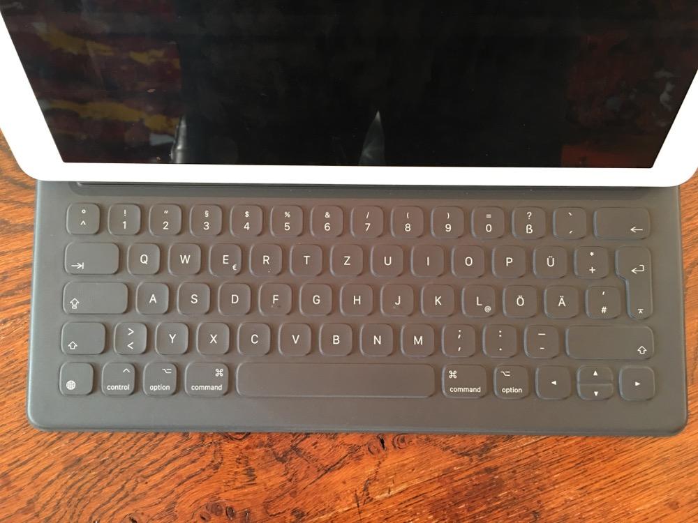 die beste Tastatur fürs iPad Pro 12,9