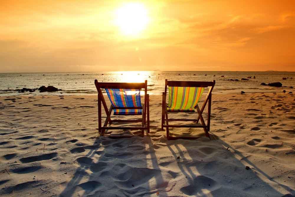 Urlaub als echte Entspannungspause