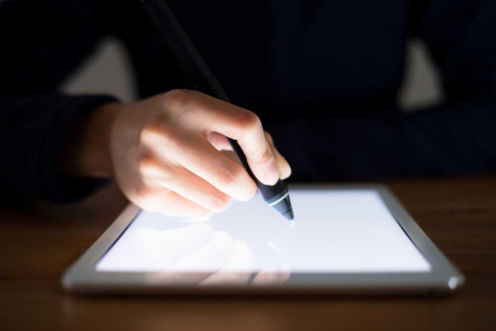 Notizen mit dem Smartpen