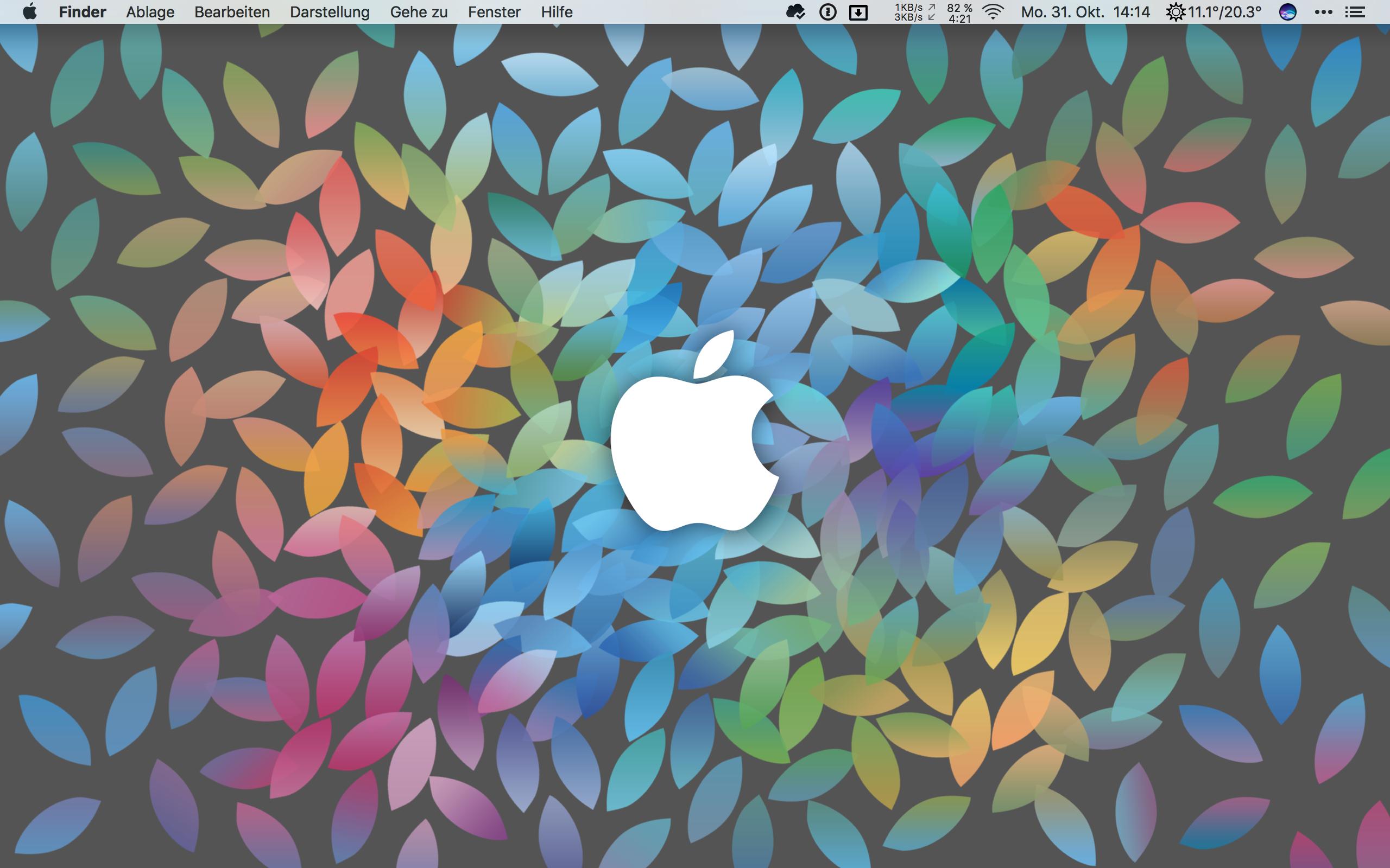 Produktiv mit der Mac Menüleiste arbeiten