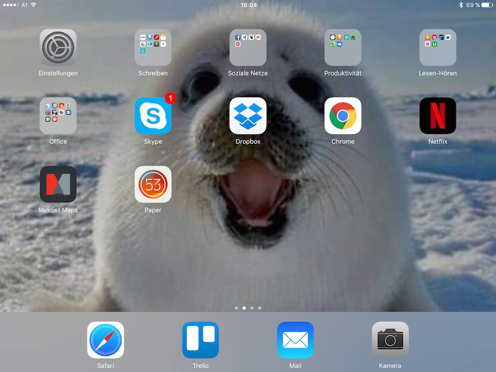 iPad von Claudia Kauscheder