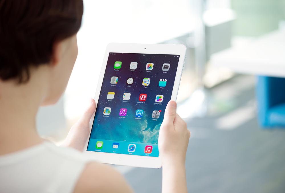 iPad als mobiles Büro
