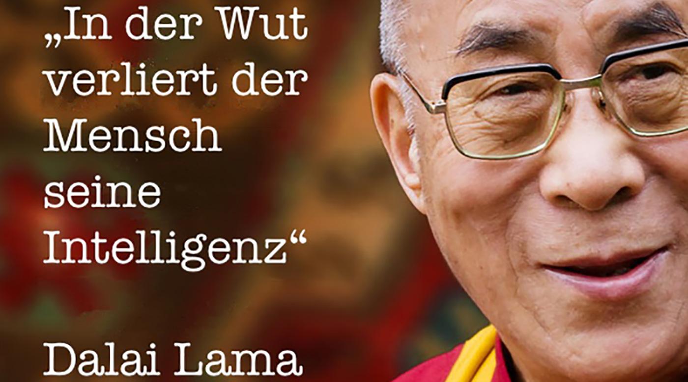 Dalai Lama Zu Wut Lars Bobach