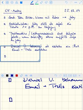 Tutorial GoodNotes iPad