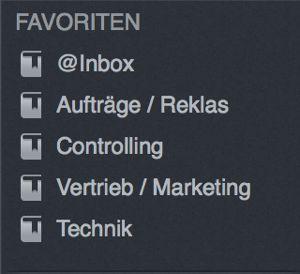 Favoriten in Evernote effektiv nutzen