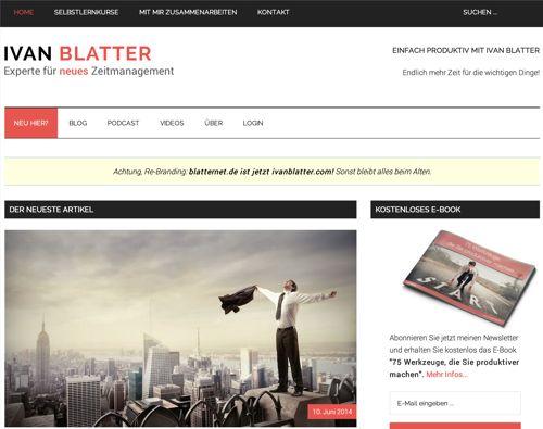 Blogempfehlungen von Lars Bobach