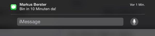 Was sind die besten Funktionen von iOS 8