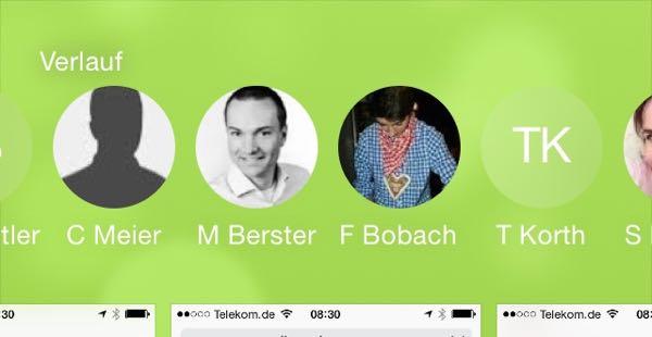 die besten Features von Apples iOS 8