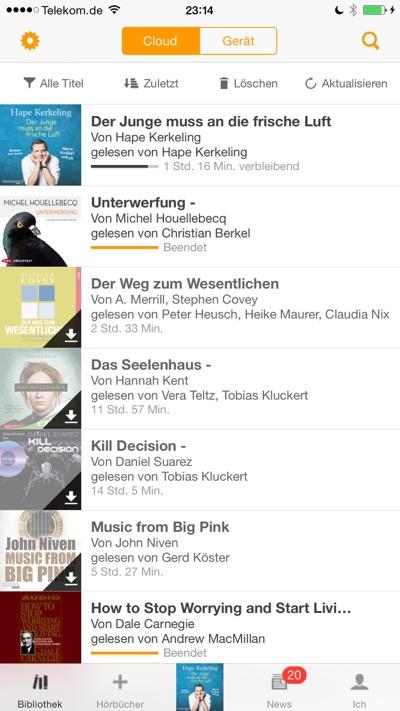 die besten produktivitäts apps fürs iPhone