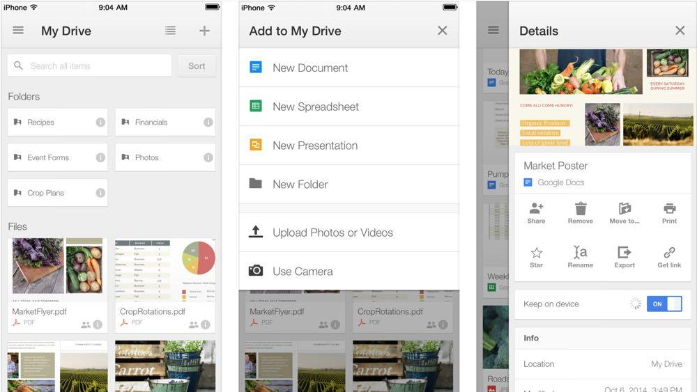welches sind die besten apps für ein papierloses büro