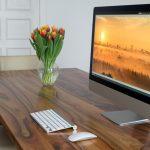 8 Tipps, für einen aufgeräumten und produktiven Schreibtisch