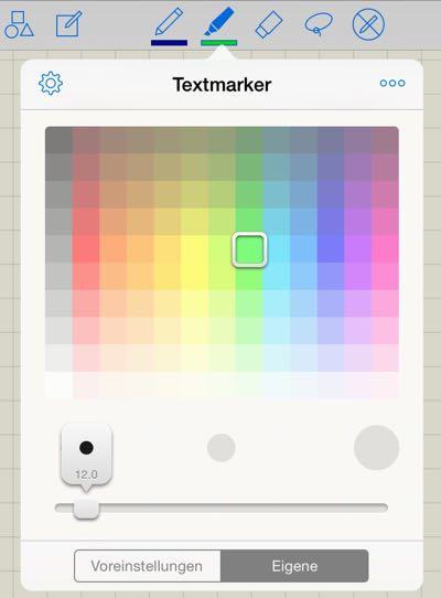 iPad zum Anmontieren von pdf-Dokumenten nutzen