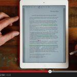 Papierloses Büro: Annotieren von pdf-Dokumenten mit GoodNotes