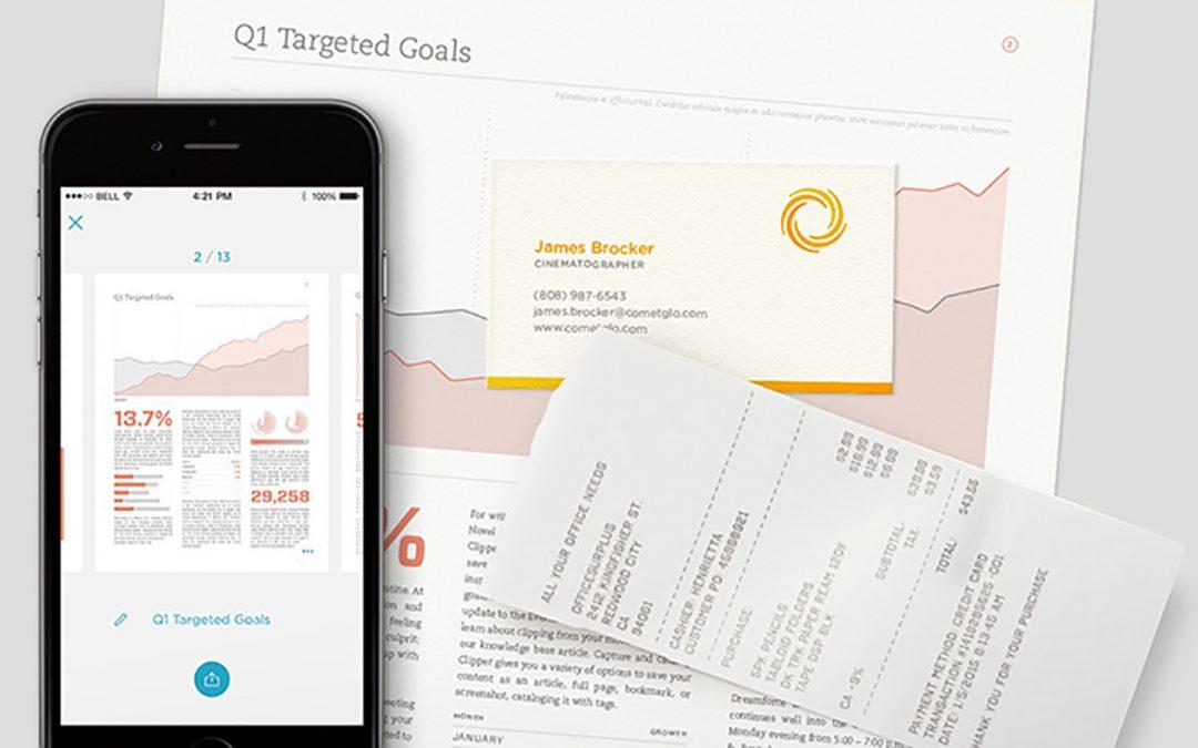 Die App Scannable von Evernote: Ein vollwertiger Scannerersatz?