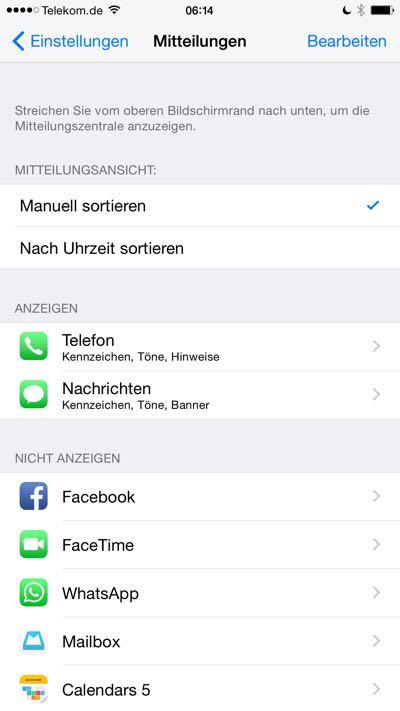 Produktiv ohne Störungen am iPhone arbeiten