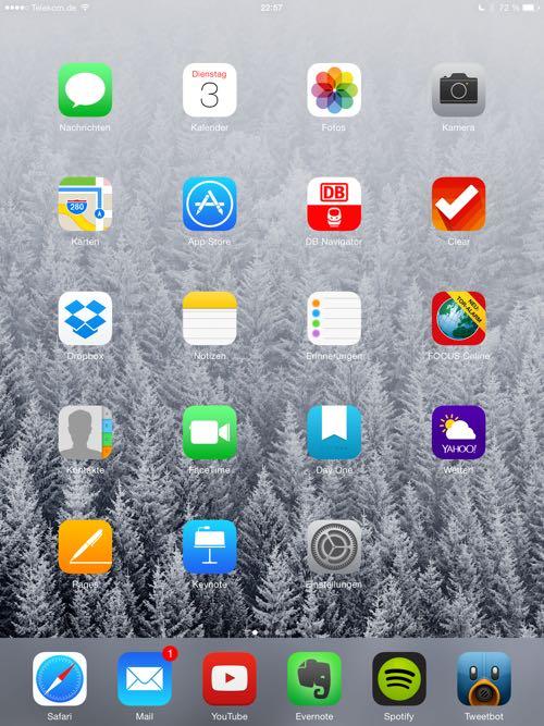 iPadHomescreenJanuar2015
