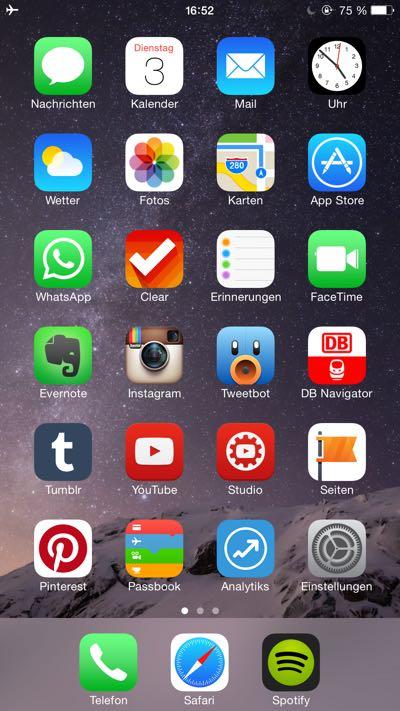 iPhoneHomescreen6PlusJanuar2015