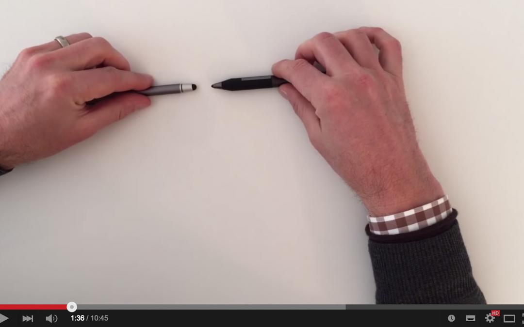 Papierloses Büro: Test des Stylus Adonit Jot Touch