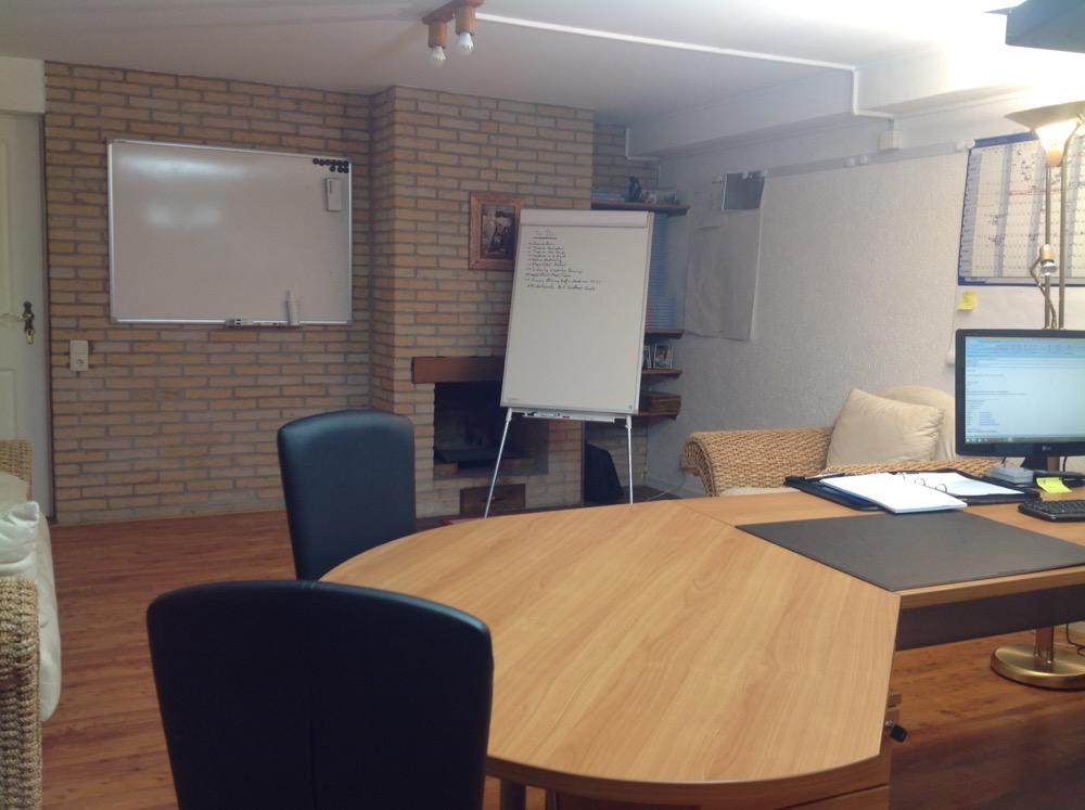 Bernd Geropps Büro