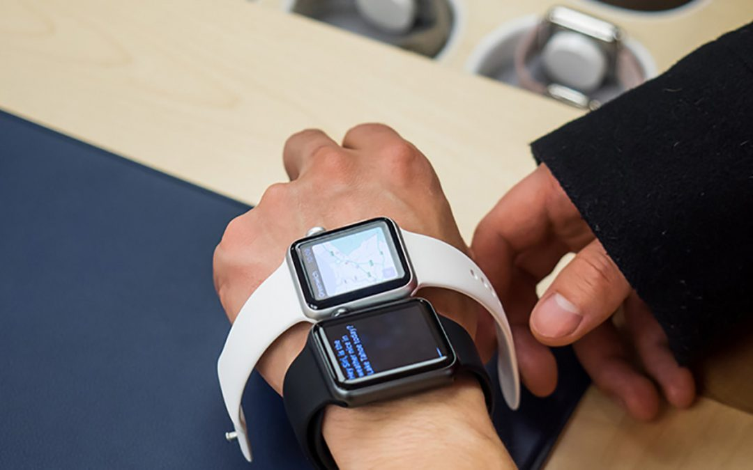 Mein erstes Rendezvous mit der Apple Watch