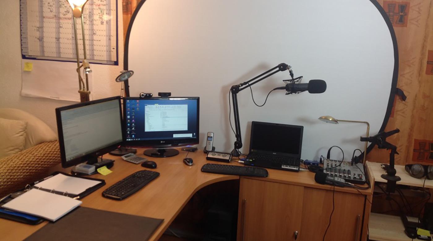 Bern Geropp Setup