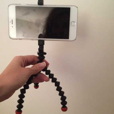 Sativ mit Adapter für iPhone 6+