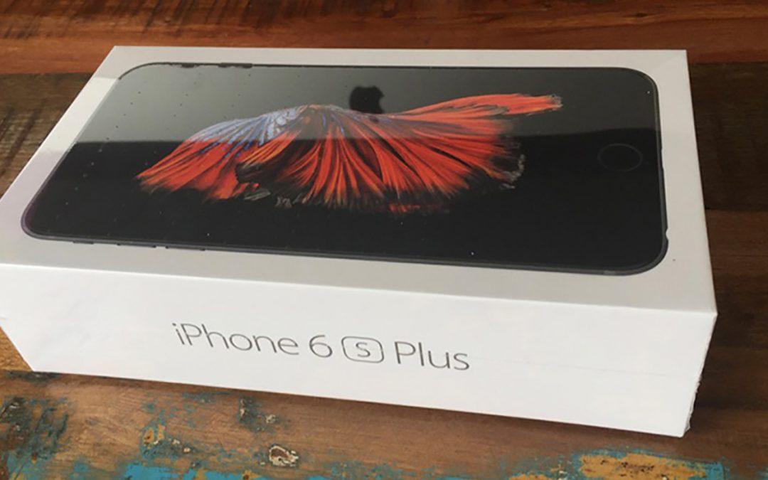 Meine ersten Wochen mit dem iPhone 6s Plus
