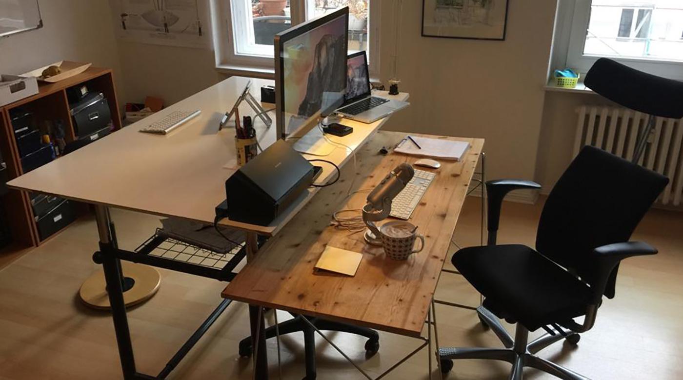 'Mein Setup' von Nicolai Wirth