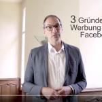 3 Gründe, warum sich auch für Dein Unternehmen Facebook-Werbung lohnt