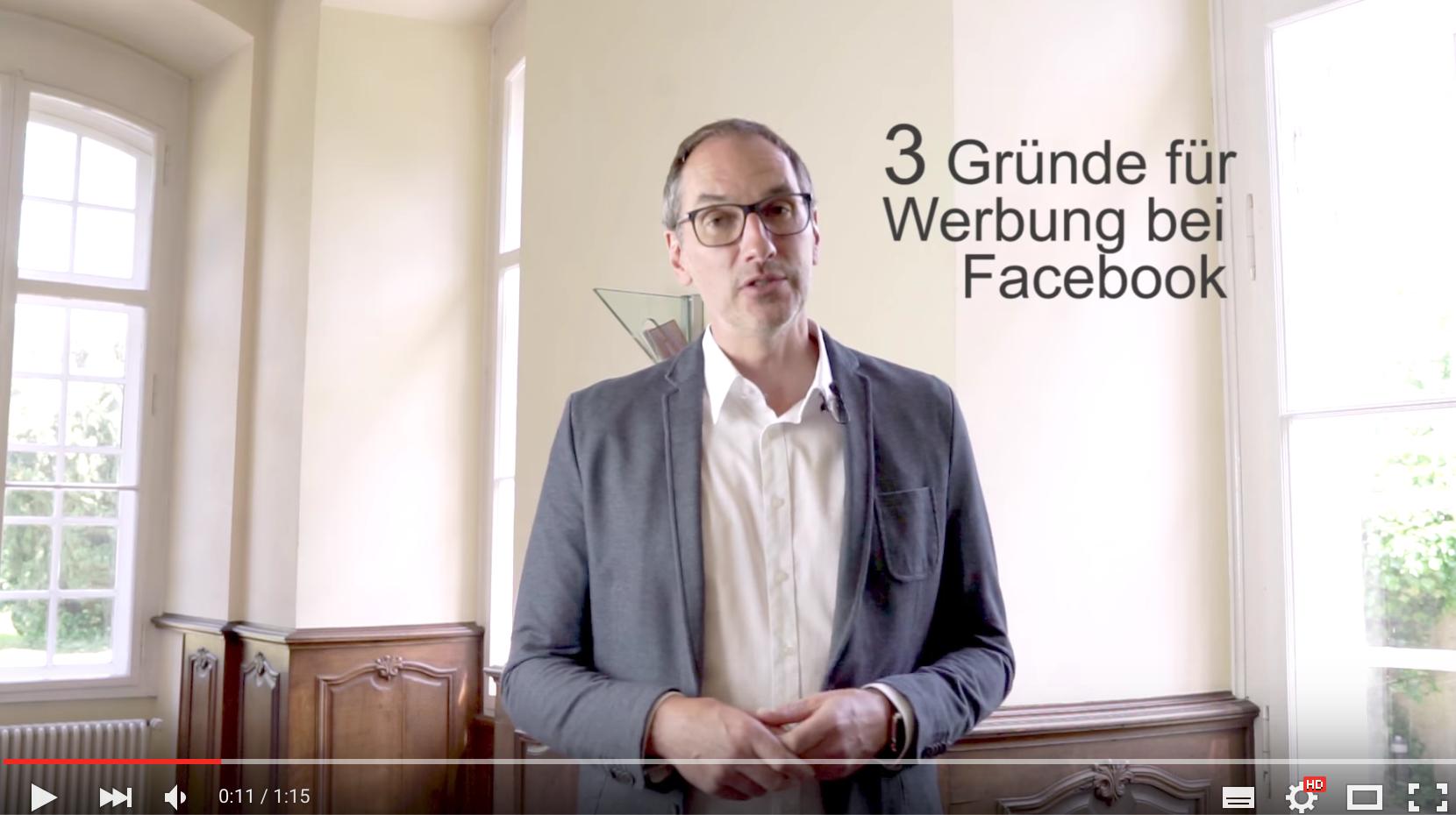 Warum sich Facebook-Werbung auch für Dein Unternehmen lohnt
